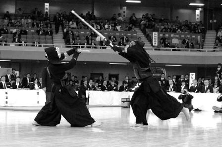 Combat Japonais les budo