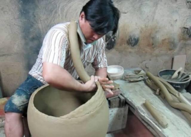 Ceramiques - Fabriquer un tour de potier ...