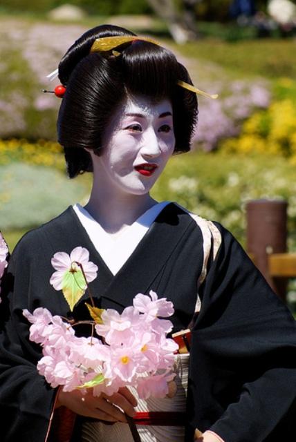 différence entre geisha et prostituée
