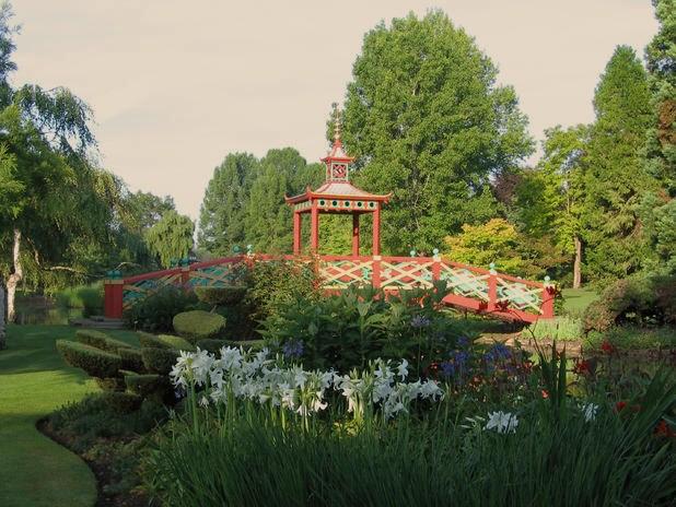 Jardins d 39 inspiration japonaise for Jardin 16eme