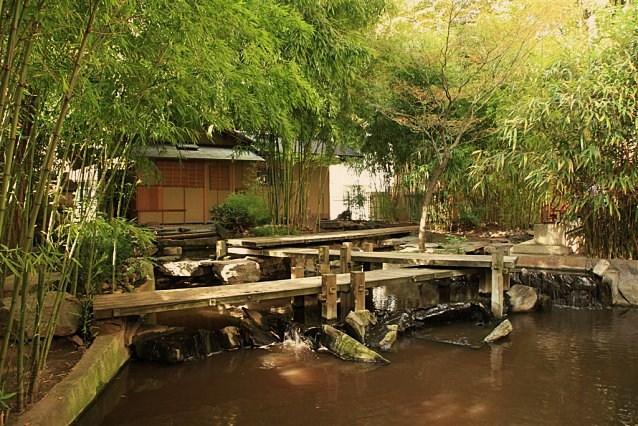 Jardins d 39 inspiration japonaise for Le jardin des serres d auteuil