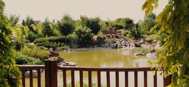 Jardins d 39 inspiration japonaise for Jardin japonais dijon