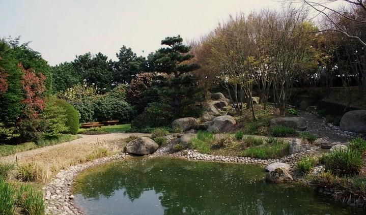 Jardins d 39 inspiration japonaise for Jardin japonais le havre